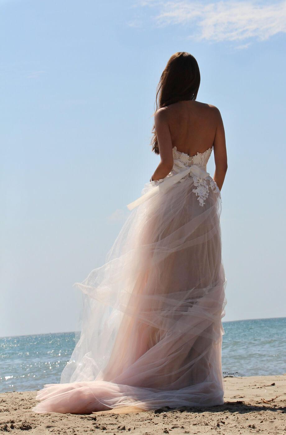benjamine -créateur robe de mariée