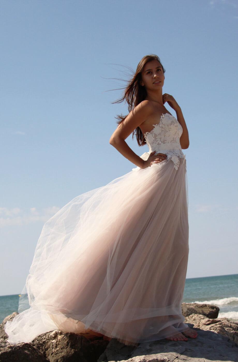Benjamine - créateur robe de mariée