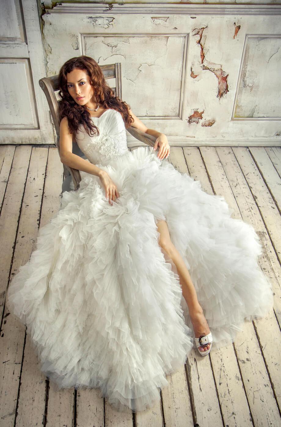 robe de mariée bohème lyon