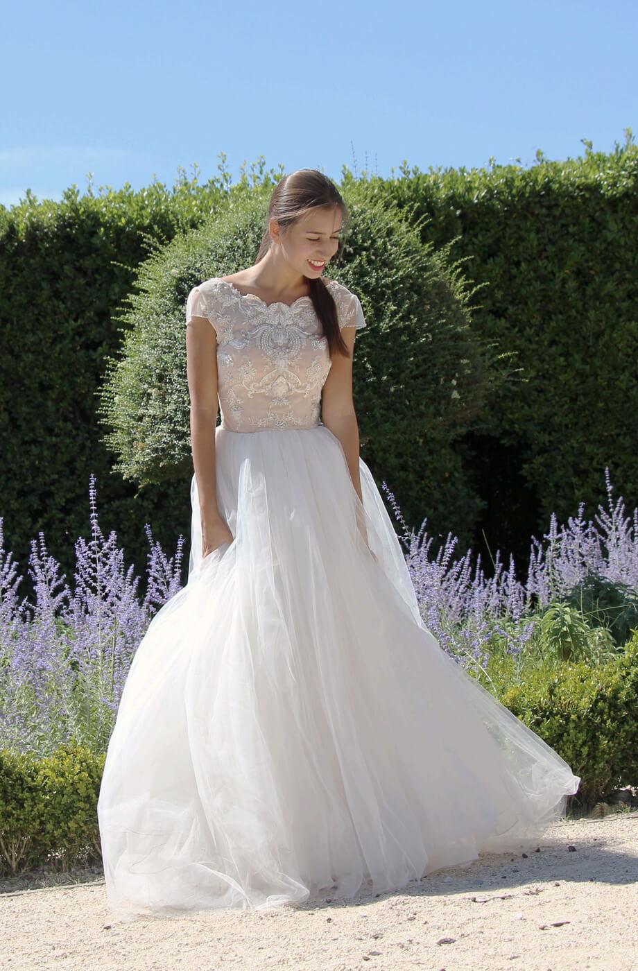 camille - robe de mariée créateur