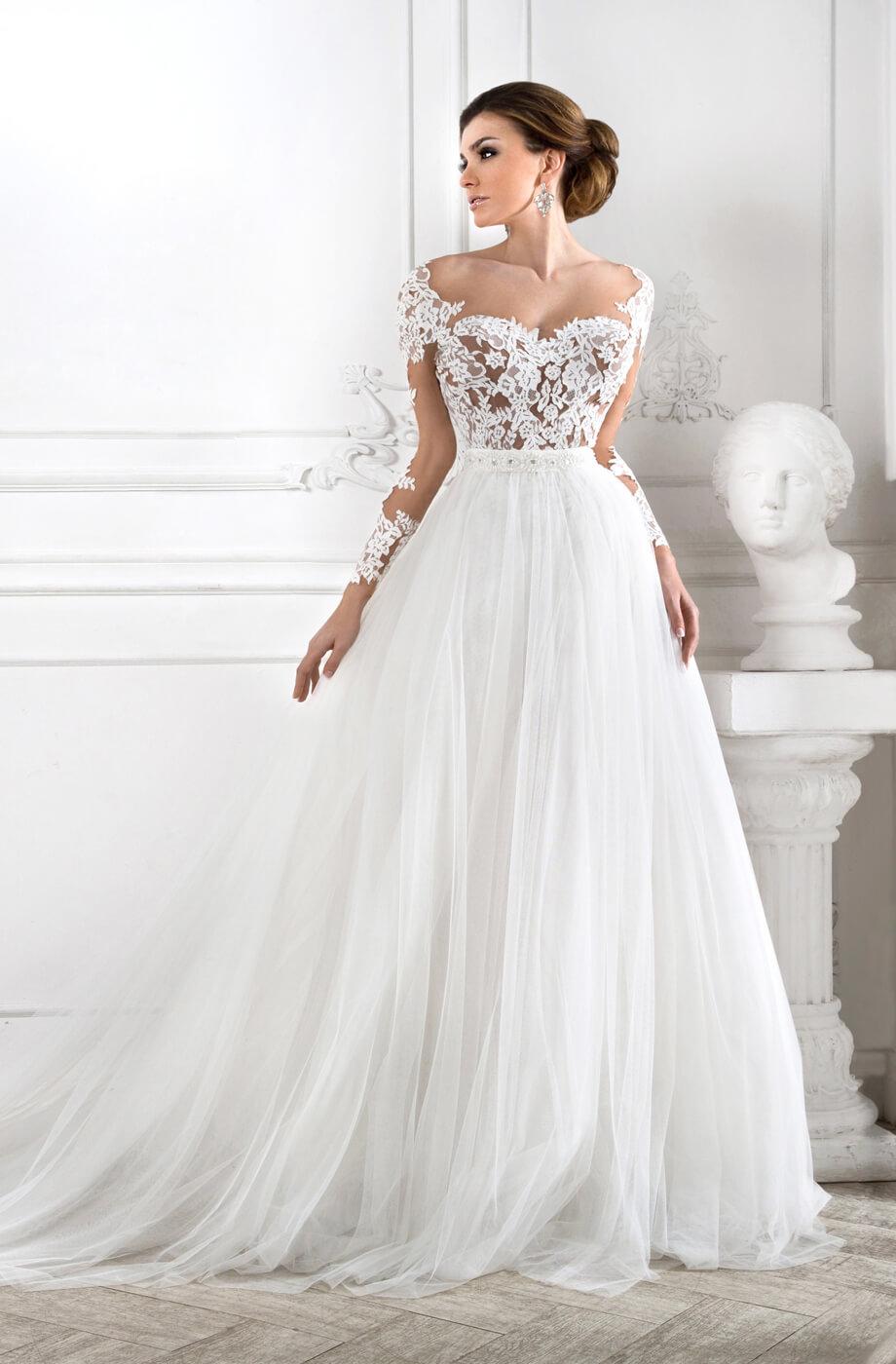 Chloe - Robe de mariée sur mesure