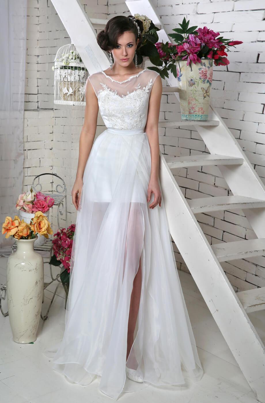 Daniele - créateur robe de mariée paris