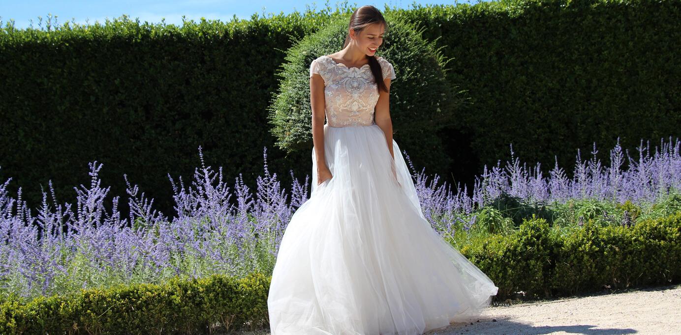 reprise robe de mariée