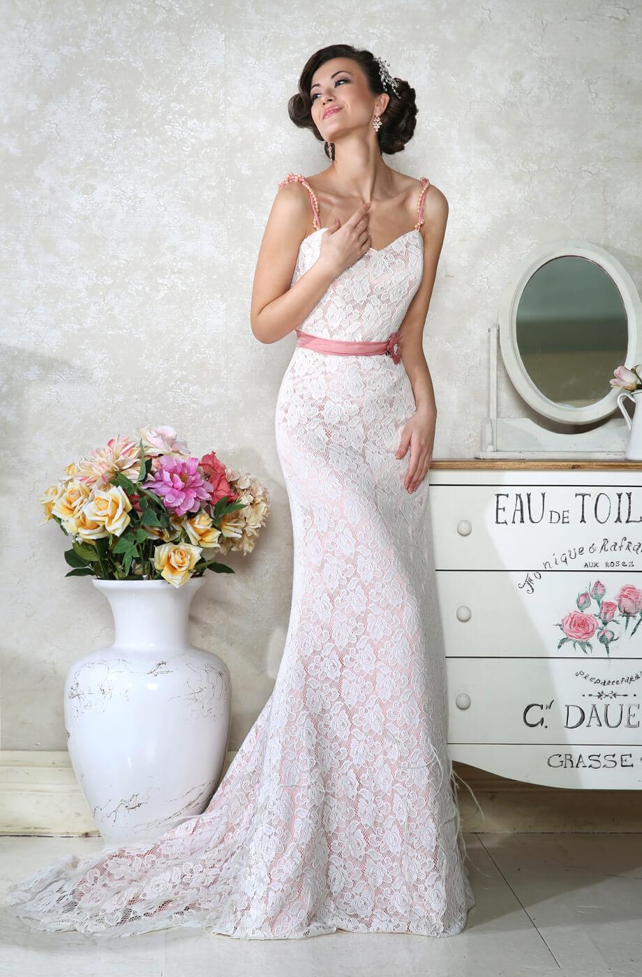 robe de mariée en couleur