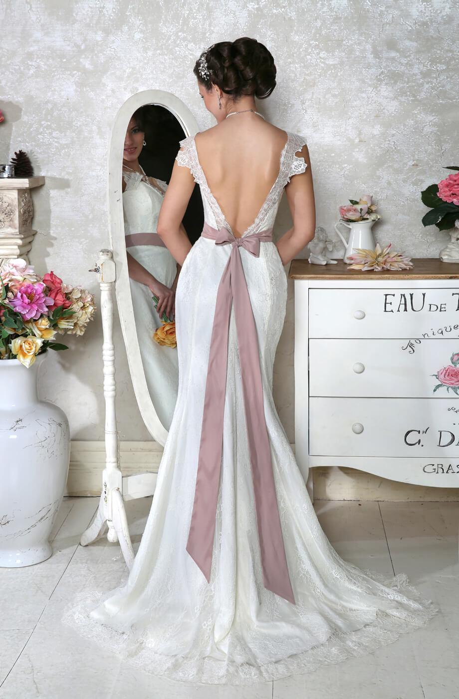 la robe de mariée dentelle Paria