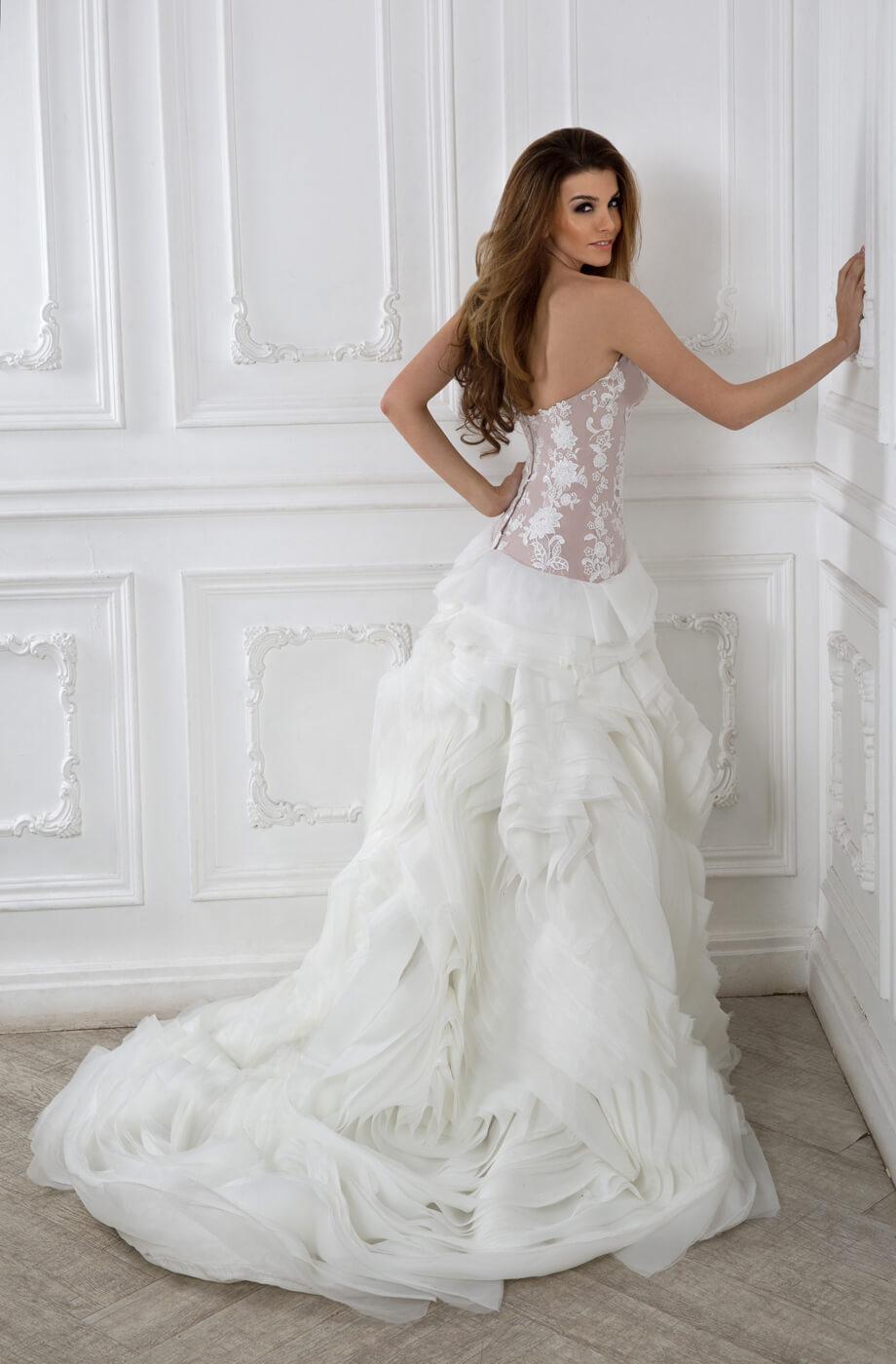 robe de mariée boheme
