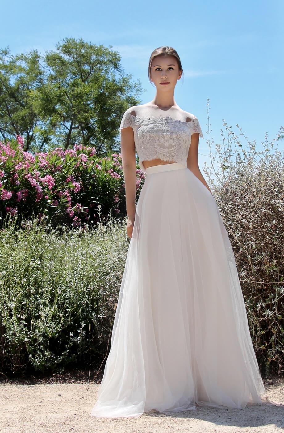 Yvette - robes de mariée créateur