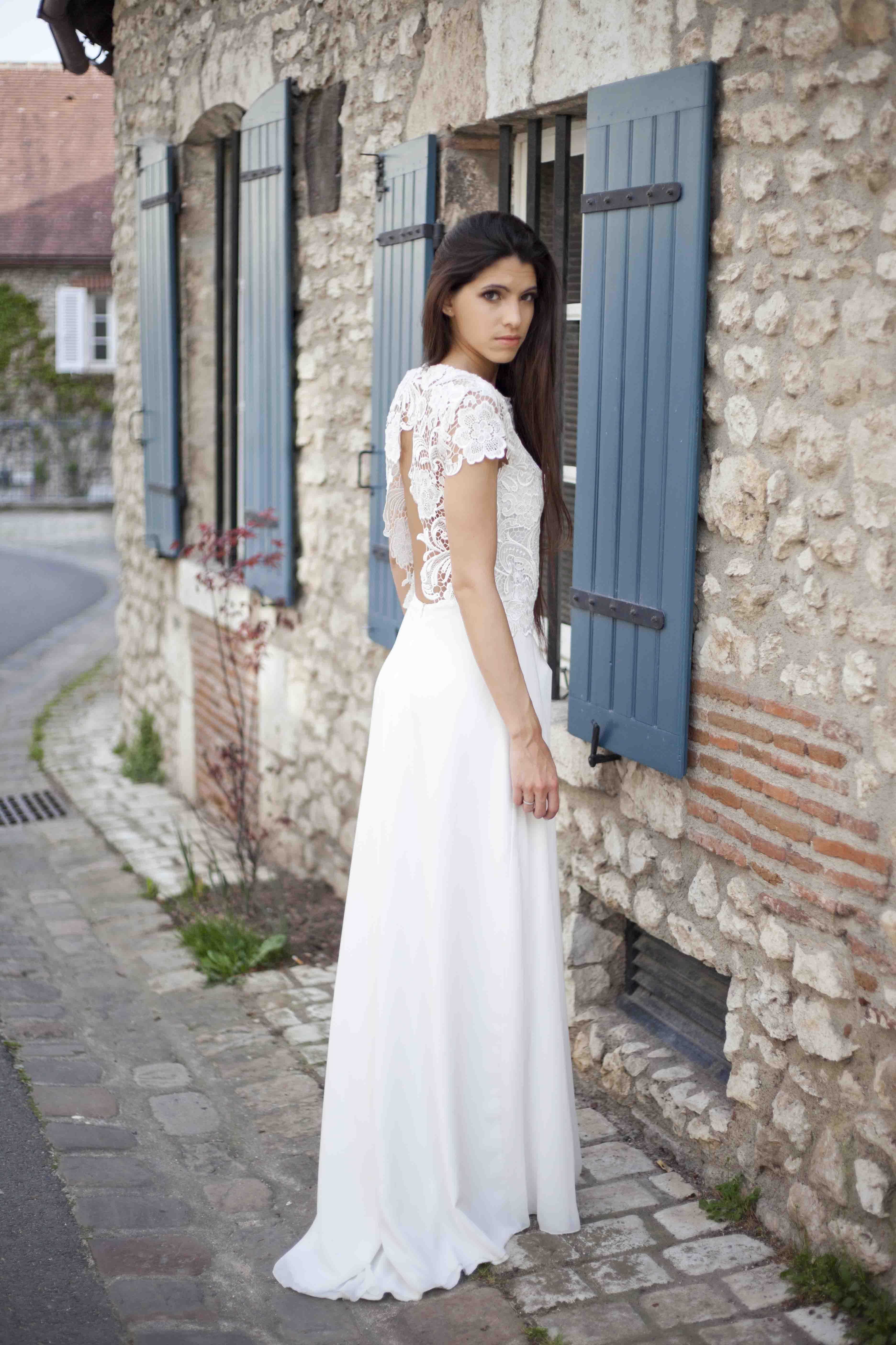 créateur robe mariée