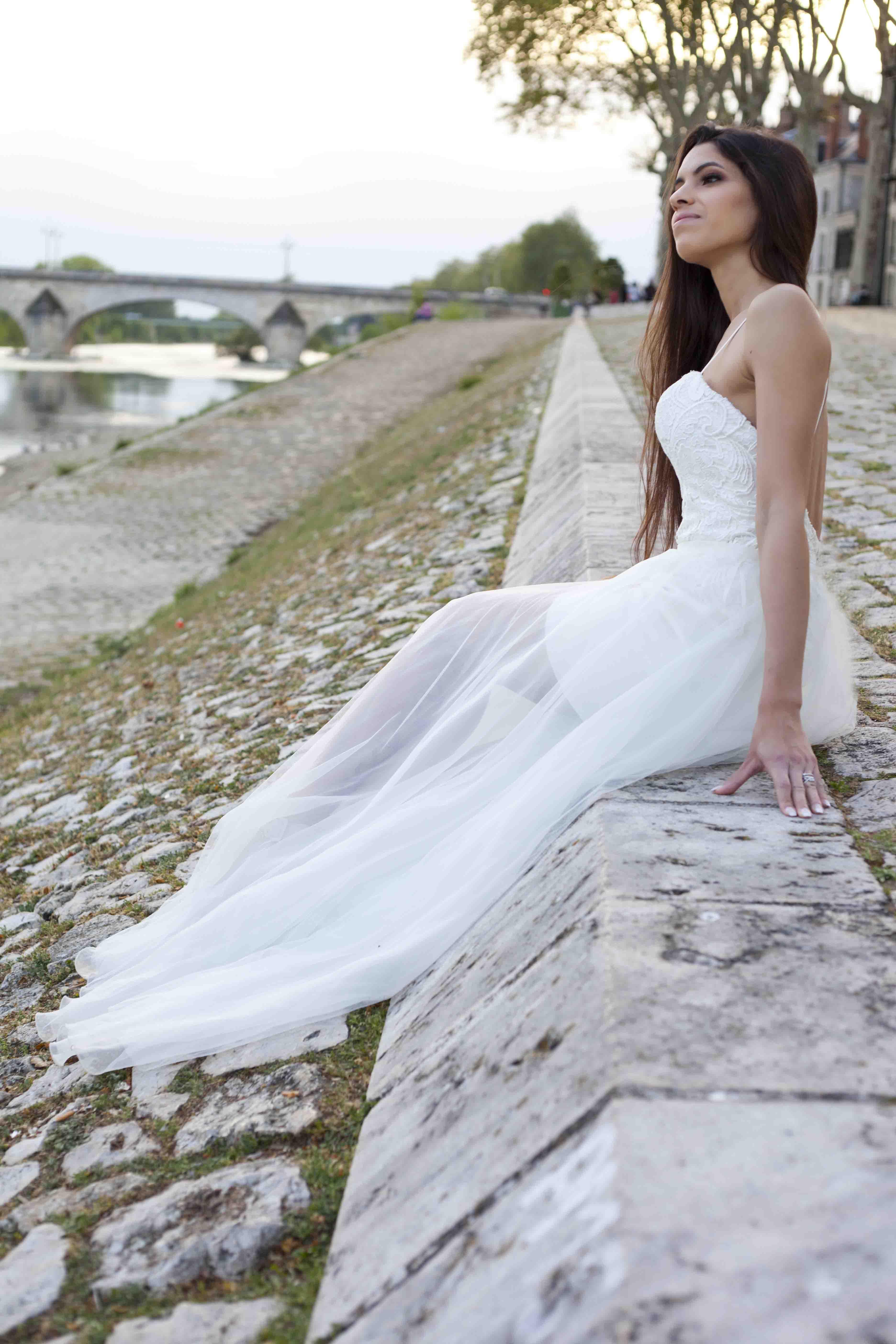 robe de mariée Orléans